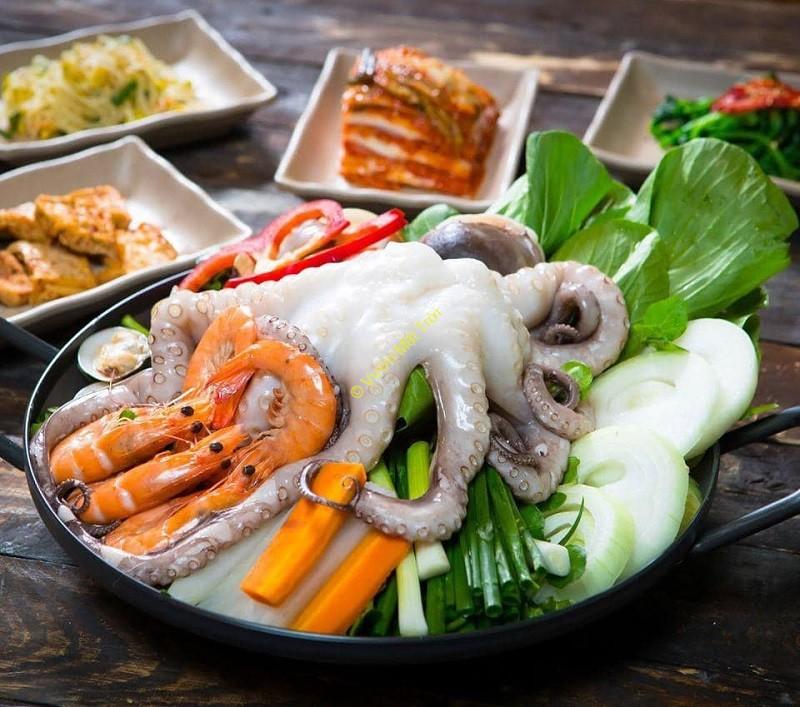 Hải sản rẻ Hà Nội mang đến rất nhiều lợi ích cho sức khỏe