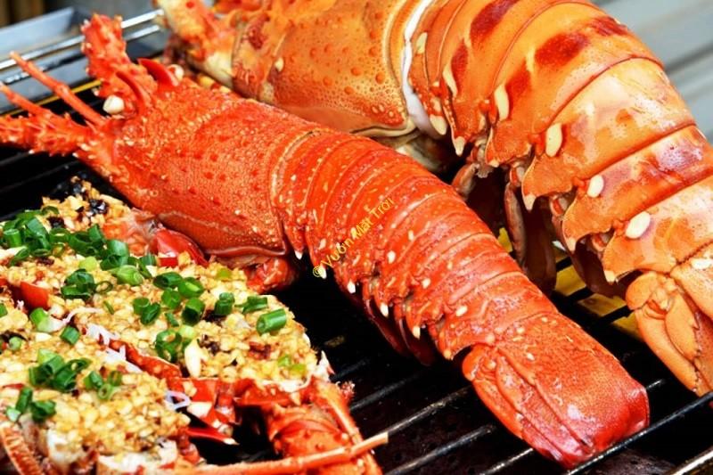 Mua hải sản ở Hà Nội mang lại những bữa ăn giàu dưỡng chất cho gia đình