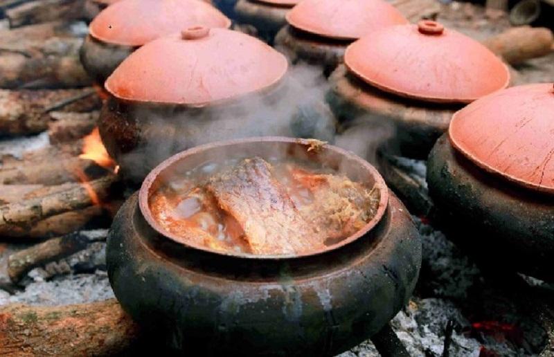 Nấu cá trong một thời gian dài