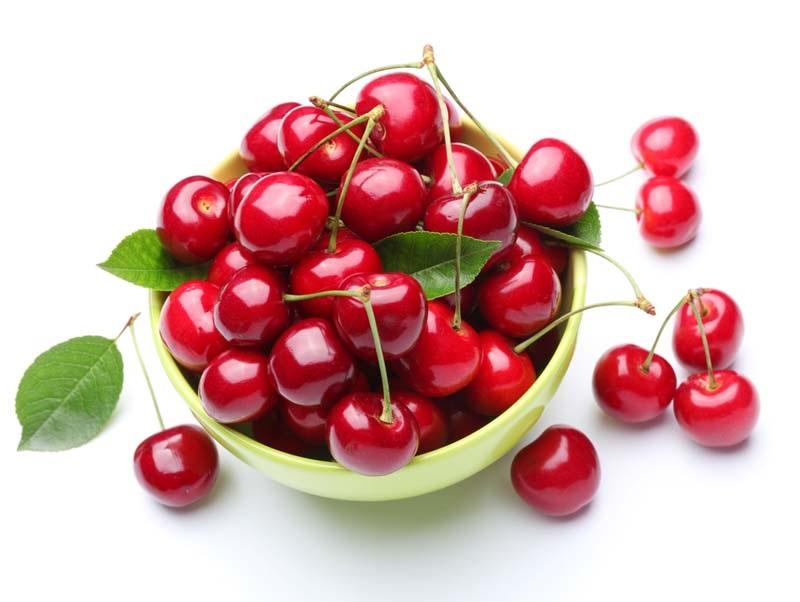 Quả cherry nhập khẩu được rất nhiều người ưa chuộng