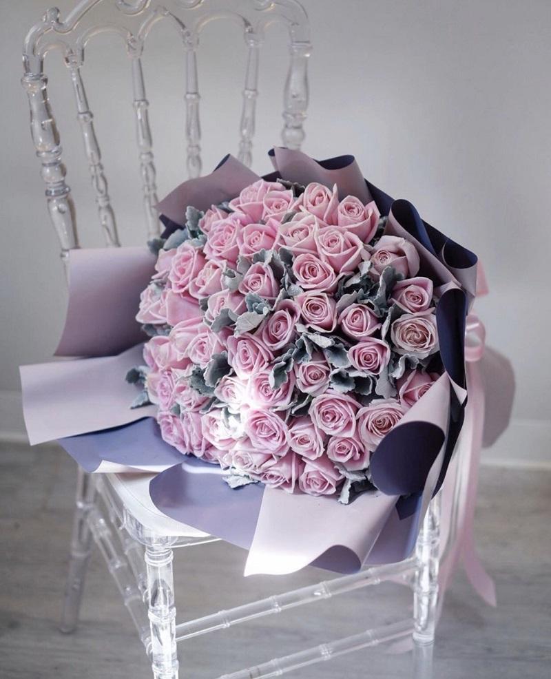 Bó hoa tươi đẹp là món quà tuyệt vời cho những ngày lễ đặc biệt