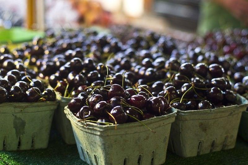 Cherry cải thiện chức năng tiêu hóa, giúp ăn ngon miệng hơn