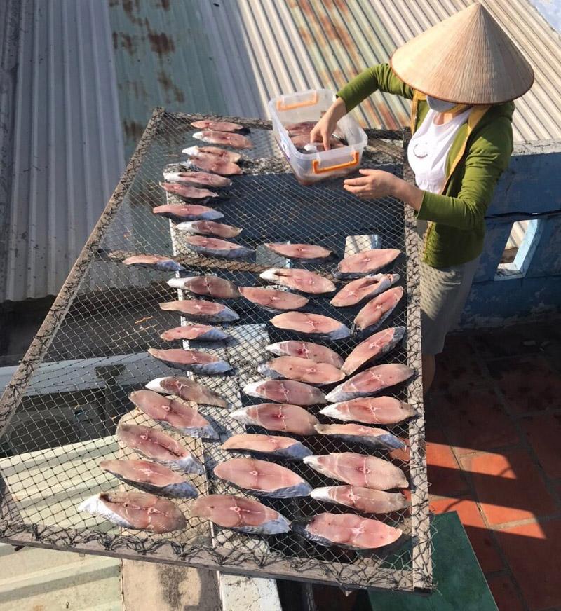 Ăn cá thu giúp tăng cường miễn dịch, xương và răng chắc khỏe hơn
