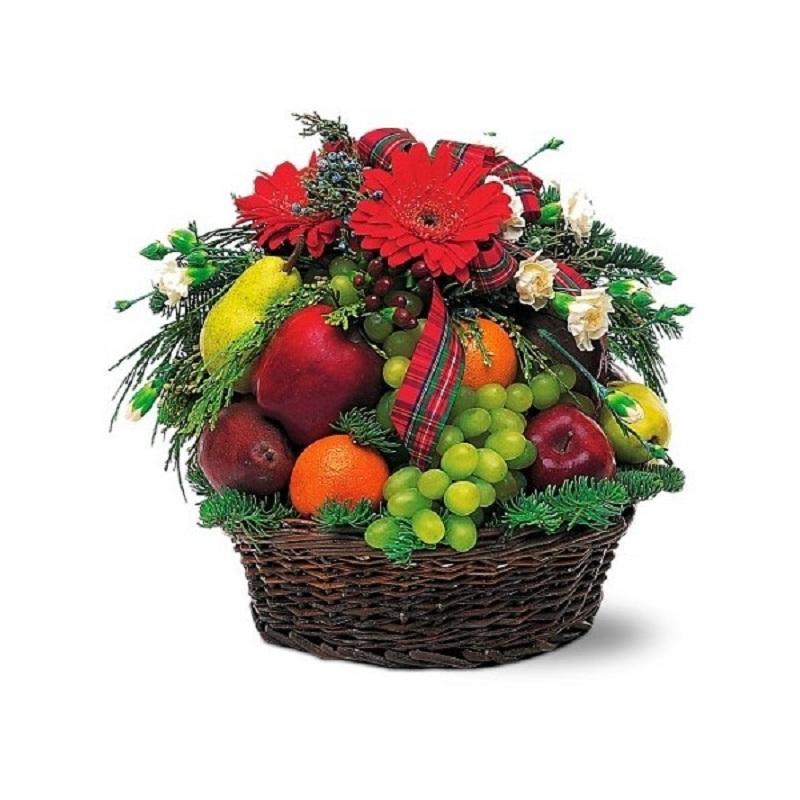 Shop cung cấp giỏ trái cây sinh nhật chất lượng, đảm bảo uy tín