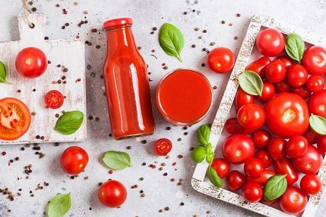 Cà chua bi giúp tăng cường sức khỏe cho người dùng