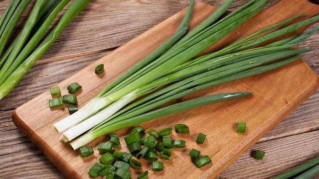 Hành lá được sử dụng trong nhiều món ăn và có rất nhiều tác dụng