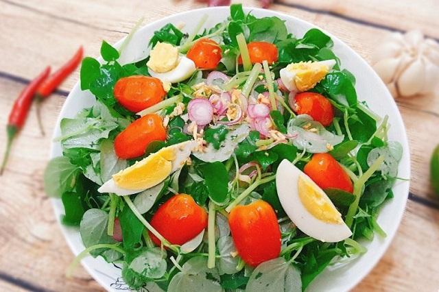 Rau càng cua được chế biến thành nhiều món ăn có tác dụng tốt với sức khỏe